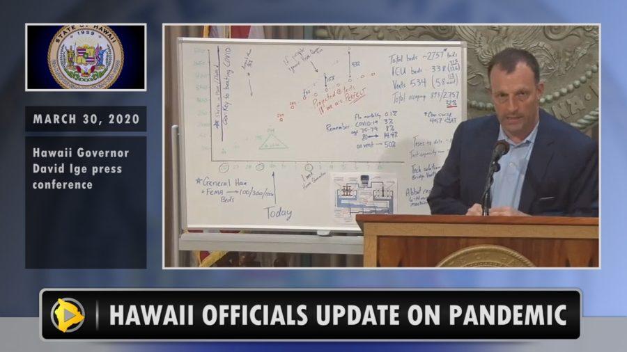VIDEO: Gov Signs New Order, Inter-island Quarantine Starts April 1