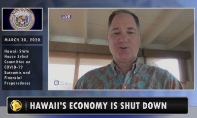 VIDEO: Hawaii's Economy Is Shut Down