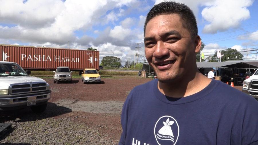 Ikaika Marzo To Run For Hawaii County Mayor