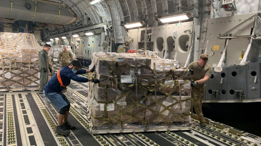 Hawaiʻi National Guard Ready, PPE Arrives In Hilo