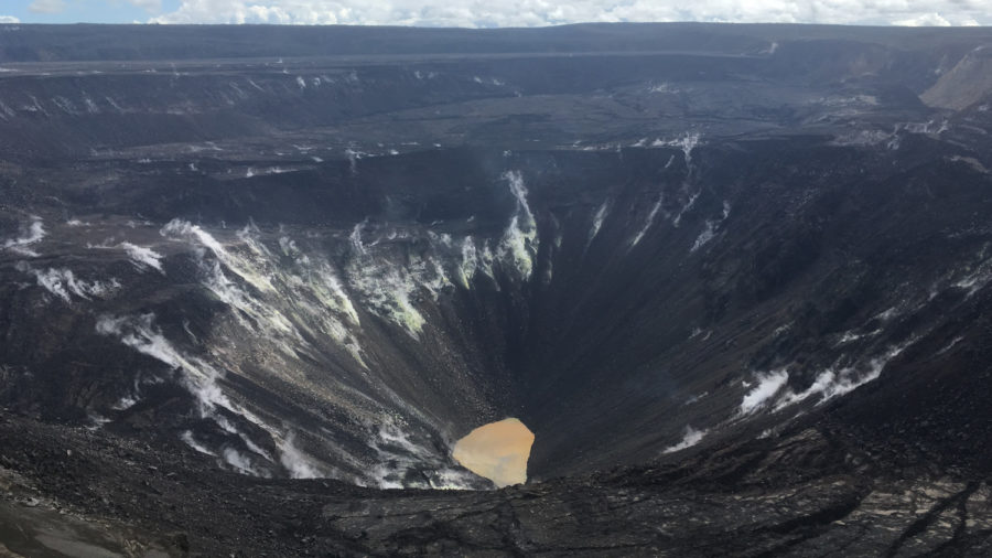Kilauea Volcano Activity Update for April 2020