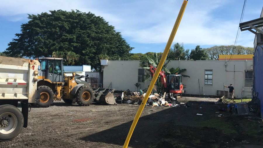 HOPE Services Did Not Agree With Clearing Of Hilo Encampment