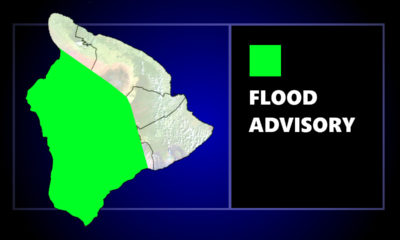 Flood Advisory Issued Wednesday For Hawaiʻi Continues