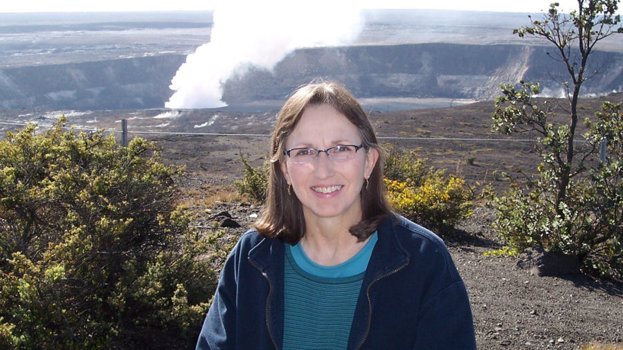 VOLCANO WATCH: Aloha To  USGS HVO's Janet Babb