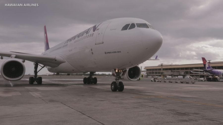 VIDEO: 1.6 Million Face Masks Arrive In Hawaii