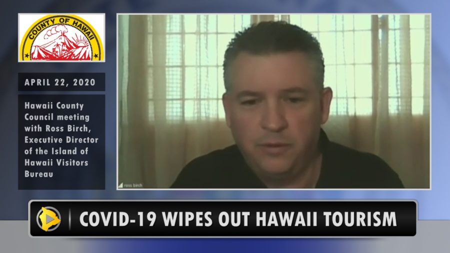 VIDEO: Hawaii Island Tourism Wiped Out By COVID-19
