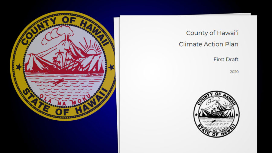 Hawaii County Seeks Comment On Climate Action Plan