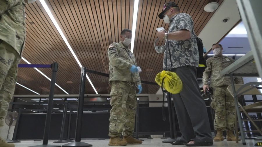 VIDEO: Visitors To Hawaii To Undergo New Verification Process