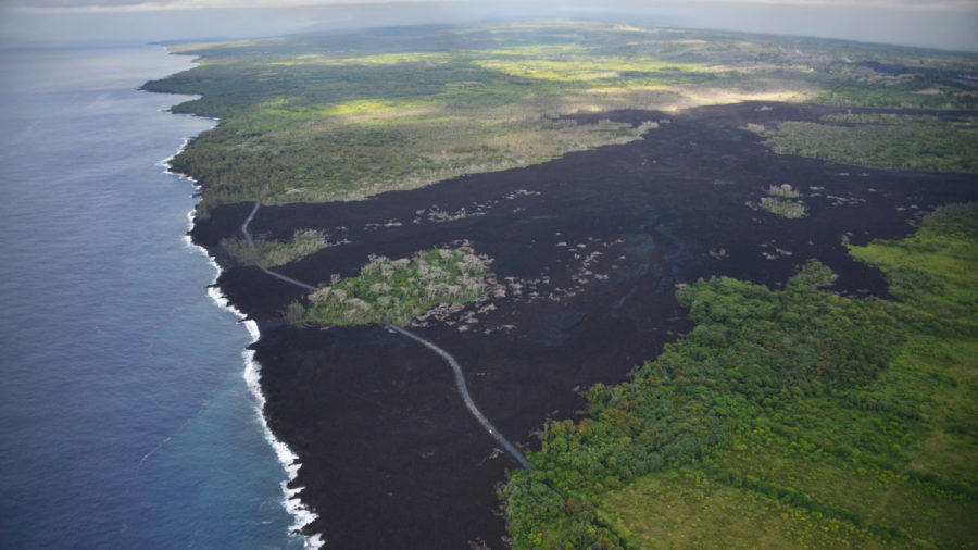 Feds Fund $30 Million For Eruption-Damaged Water Systems In Puna