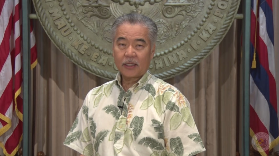 VIDEO: Governor Ige Posts New Message To State Employees