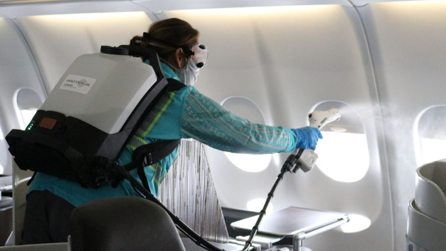 Hawaiian Airlines To Require Face Masks, Spacing For Passengers
