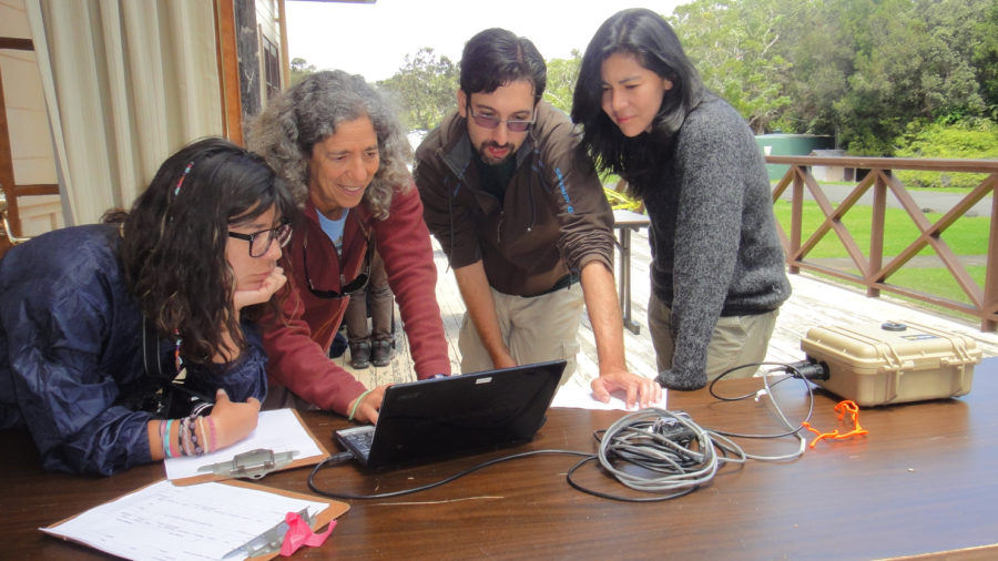 VOLCANO WATCH: HVO Assists CSAV With Training