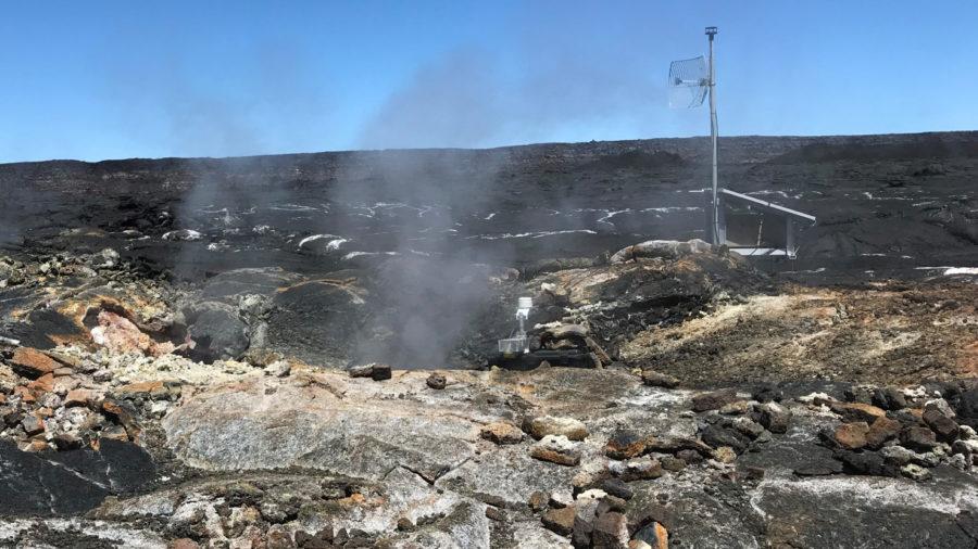 Volcano Monitoring Increased On Mauna Loa