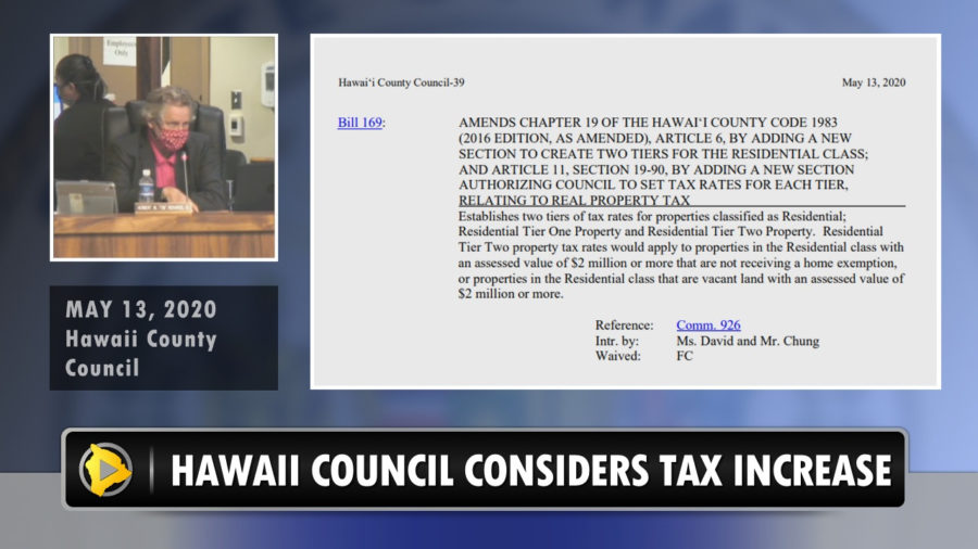 VIDEO: Council Paves Way For Tax Increase On $2 Million Second Homes