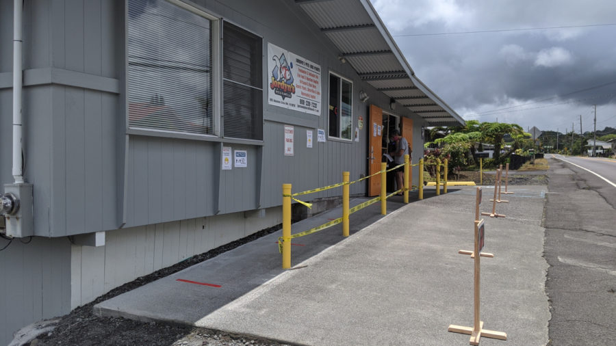 Churches, Salons, Restaurants Can Reopen June 1st On Hawaii Island
