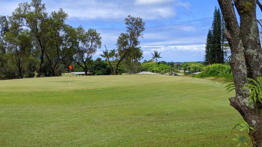Hilo Muni Golf Course Expands Play, June 1