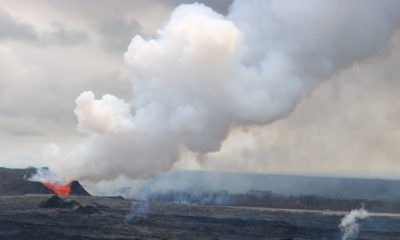 VOLCANO WATCH: The Extreme SO2 Emissions During 2018 Kilauea Eruption
