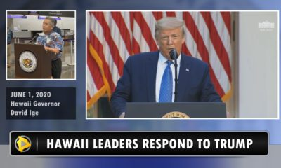 VIDEO: Hawaii Leaders Respond To President Trump