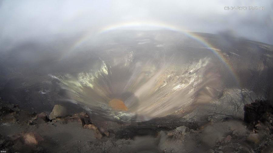 Kilauea Volcano Activity Update For June 2020