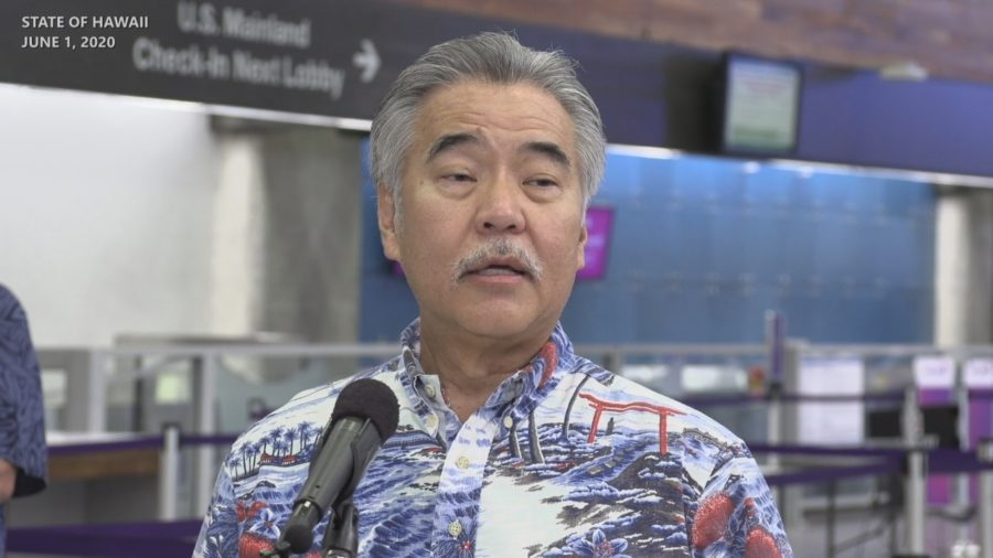 Governor Ige Extends COVID-19 Emergency Period Through July 31