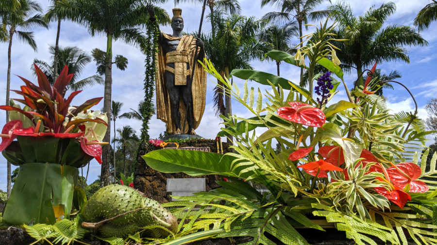 A Quiet King Kamehameha Day In Hawaiʻi