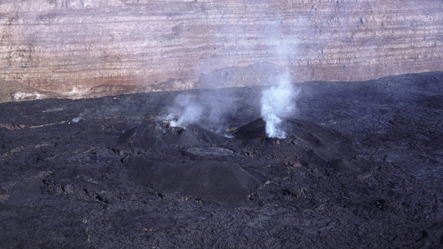 VOLCANO WATCH: Kilauea's 1952 Summit Eruption Ended Long Inactivity