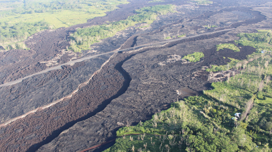 Kilauea Recovery Grant Program Launched