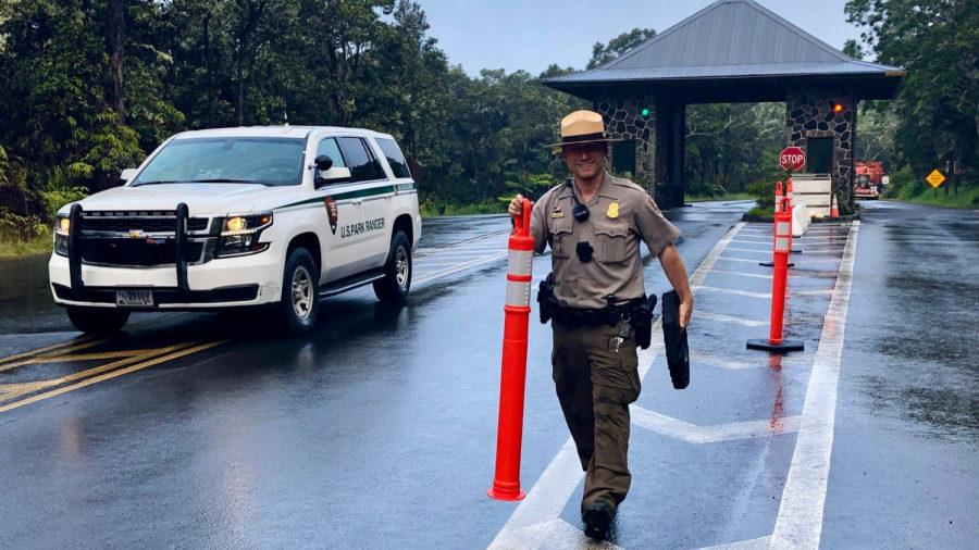 Highway 11 Resurfacing Begins At Hawaiʻi Volcanoes National Park
