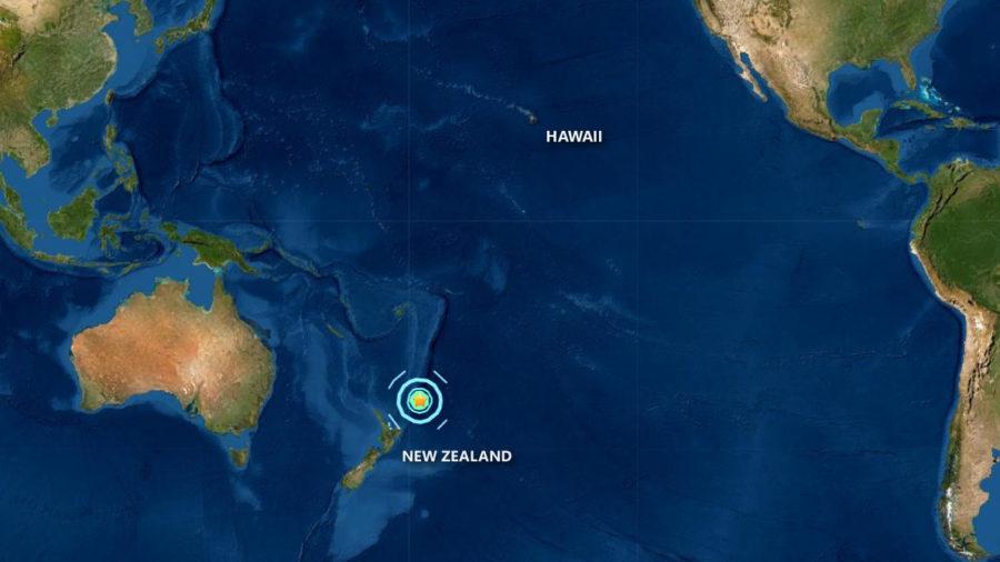 Distant 7.4 Earthquake No Tsunami Threat To Hawaiʻi