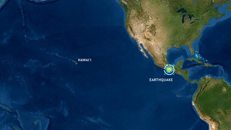 Tsunami Generated After Mexico Earthquake, No Threat For Hawaiʻi