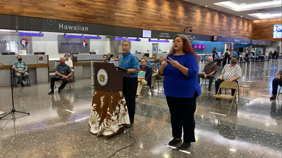No Quarantine For Pre-Tested Out-Of-State Travelers To Hawaiʻi, Starting August 1
