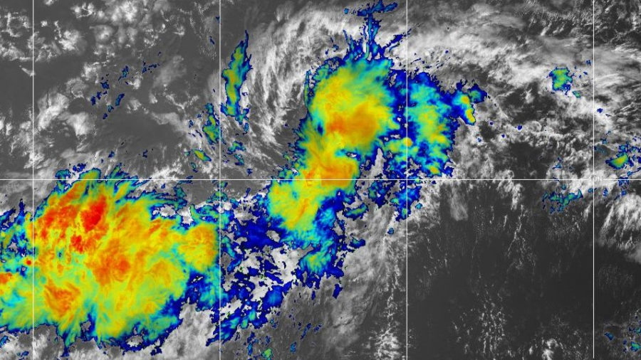 Tropical Storm Boris Forms Over Pacific, Expected To Be Short Lived