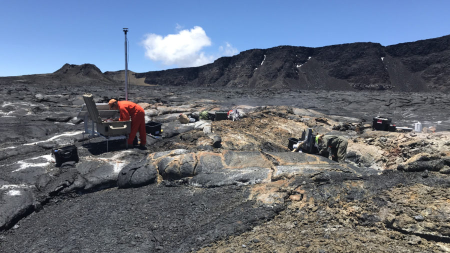 "VOLCANO WATCH: Electronic ""Doctor"" Tracks Health Of Monitoring Stations"