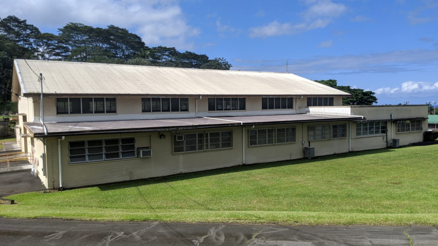 County To Take Over State's Keaʻau Armory