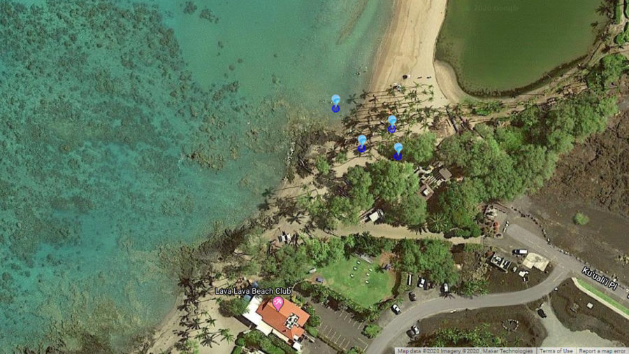 High Bacteria Levels Reported At Anaehoʻomalu Bay