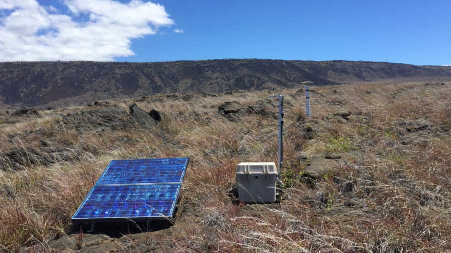 VOLCANO WATCH: The Life Of An Electronics Technician