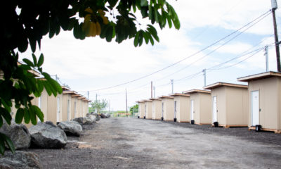 Micro-Village At Old Kona Airport Welcomes First Residents