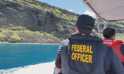 State, Feds Patrol Hawaiʻi Island Waters To Protect Marine Life