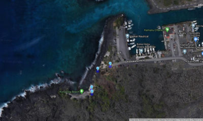 High Bacteria Advisory Posted For Honokohau Harbor