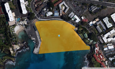 Sewage Discharge Enters Kailua Bay, Closes Aliʻi Drive