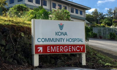 Two More Kona Hospital Employees COVID-19 Positive, Testing Clinic Set