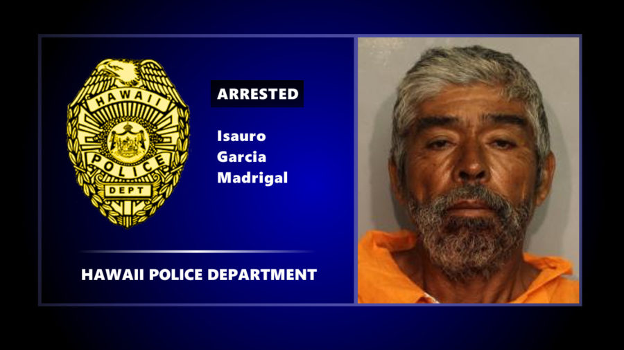 Puna Man Arrested After Body Found In Driveway