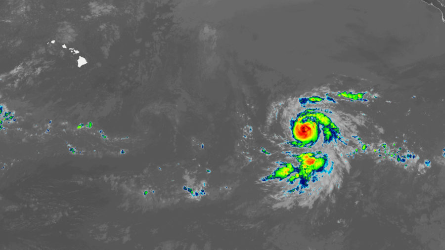 Douglas Becomes A Hurricane, Could Approach Hawaiʻi This Weekend