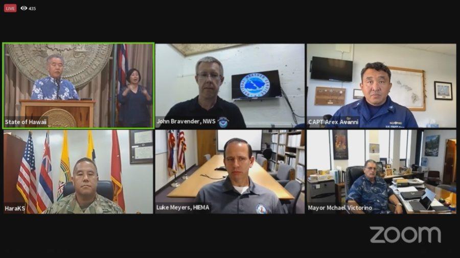 VIDEO: Hawaii Prepares For Hurricane Douglas Impacts