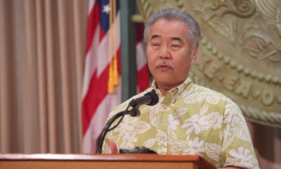 Governor Ige Modifies Budget, COVID-19 Relief Bill