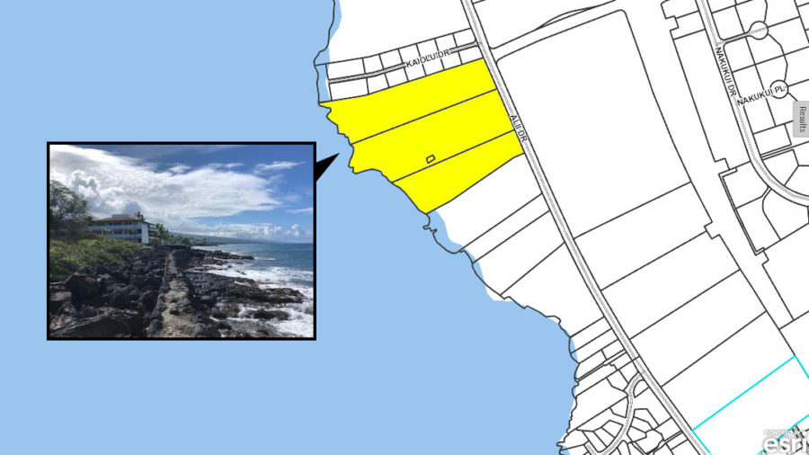Over 12 Acres In Kona Purchased For Preservation
