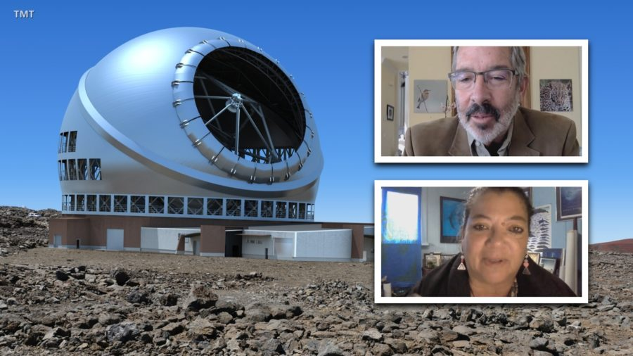 VIDEO: TMT Proposes NSF Process To Move Forward