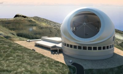 VIDEO: TMT Alternative Site In La Palma Discussed By UC Regents