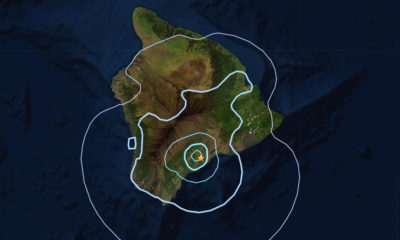 Magnitude 4.2 Earthquake Under Kaʻū Shakes Hawaiʻi