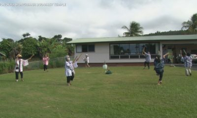 VIDEO: Bon Dance With Social Distancing In Honokaʻa